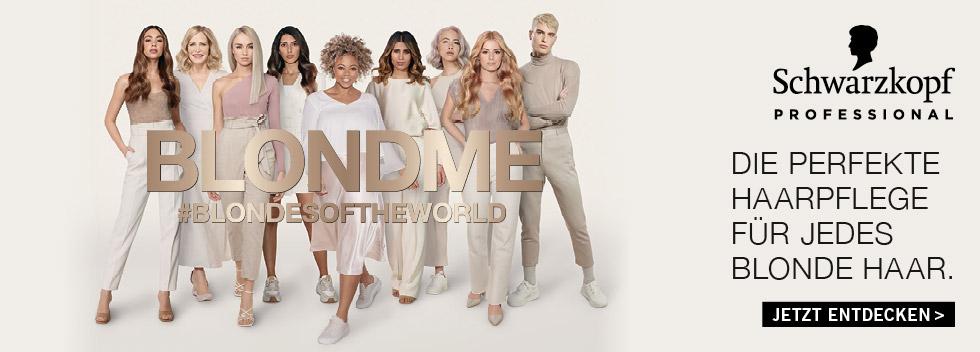 Schwarzkopf Blondme - Blondes of the World