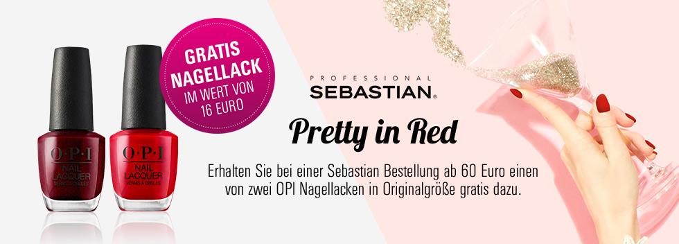 Pretty in Red Sebastian