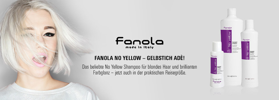 Fanola no yellow