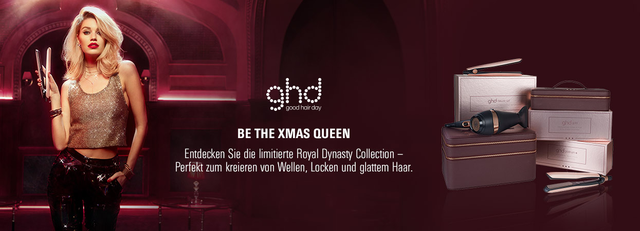 ghd Royal Dynasty Collection