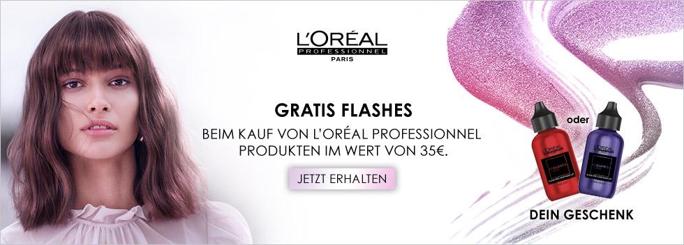 Loreal gratis Flashes