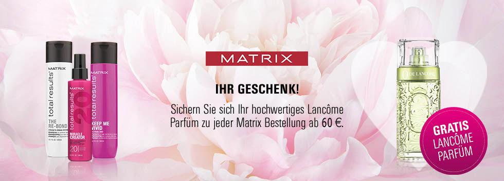 Matrix gratis Parfüm