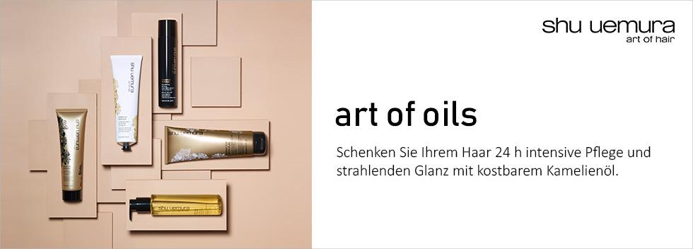 Shu Uemura art of oil
