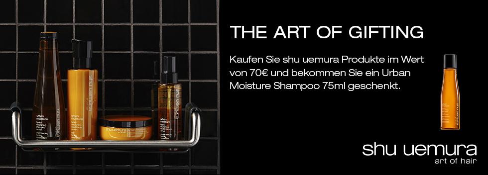 Shu Uemura gratis Shampoo