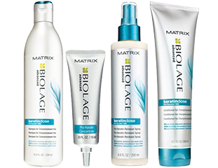 Matrix Keratindose