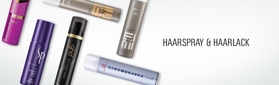 Haarspray & Haarlack