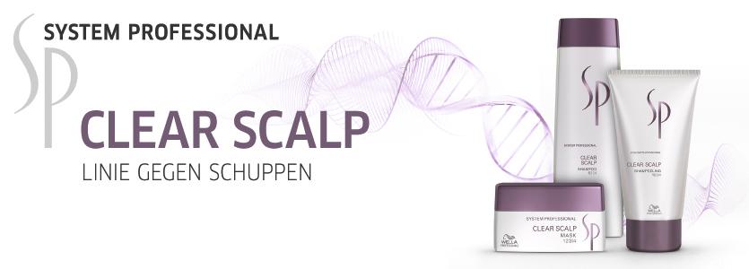 Wella SP Clear Scalp