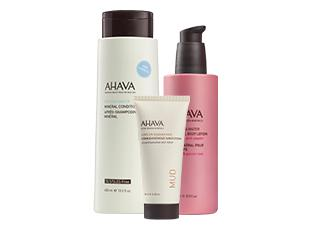 AHAVA Körper- & Haarpflege