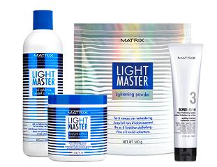 Matrix Blondierung & Pflege