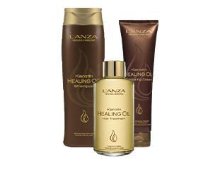 Lanza Keratin Healing Oil