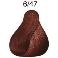 Wella Color Touch Vibrant Reds 6/47 rot-braun 60 ml