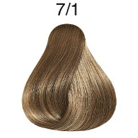 Wella Color Touch Rich Naturals 7/1 Mittelblond Asch 60 ml