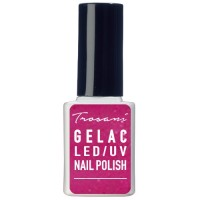Trosani GEL LAC Glitter Pink 10 ml