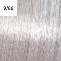 Wella Color Touch Rich Naturals 9/86 Lichtblond Perl-Violett 60 ml