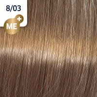 Wella Koleston Perfect Me+ Pure Naturals 8/03 60 ml