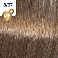 Wella Koleston Perfect Me+ Pure Naturals 8/07 60 ml