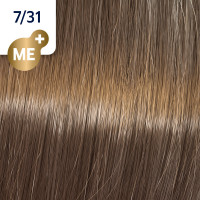 Wella Koleston Perfect Me+ Rich Naturals 7/31 60 ml