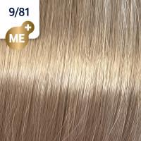 Wella Koleston Perfect Me+ Rich Naturals 9/81 60 ml