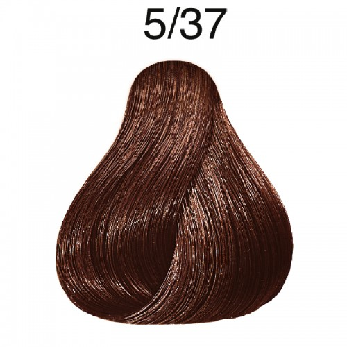 Wella Color Touch Rich Naturals 5/37 Gold Braun