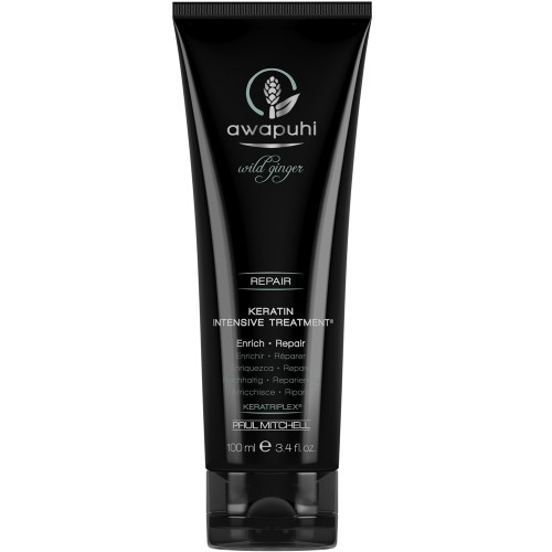 Paul Mitchell Awapuhi Wild Ginger Keratin Treatment 100 ml