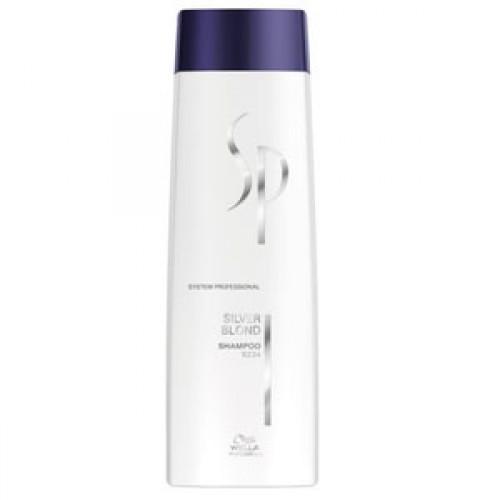 Wella SP Silver Blond Shampoo