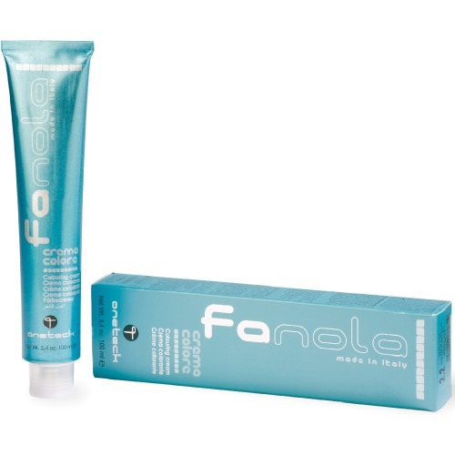 Fanola Creme Haarfarbe 7.43 100 ml