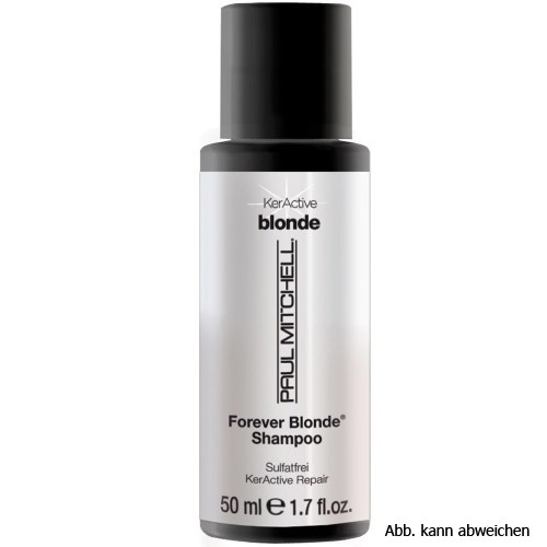 Paul Mitchell Forever Blonde Shampoo 50 ml