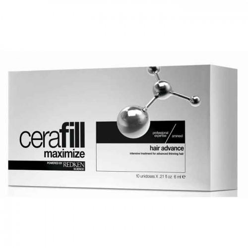 Redken Cerafill Aminexil 10 x 6 ml