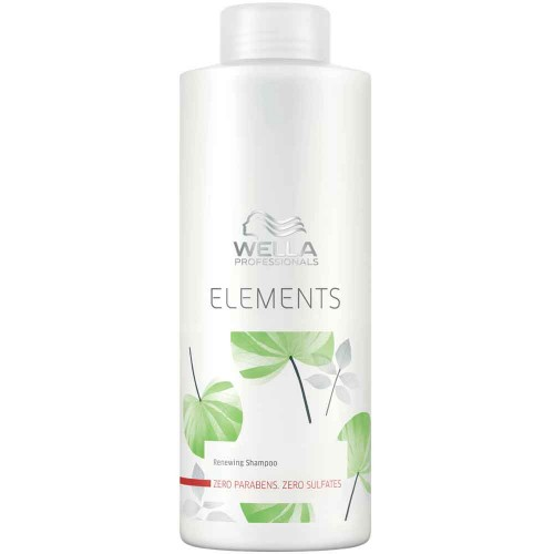 Wella Care³ Elements Shampoo 1000 ml