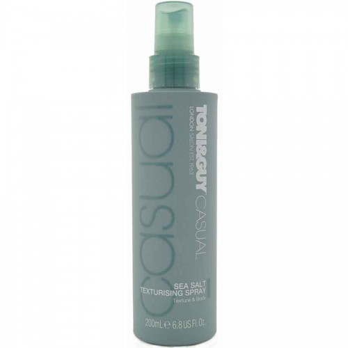 TONI&GUY Casual Sea Salt Texturising Spray 200 ml