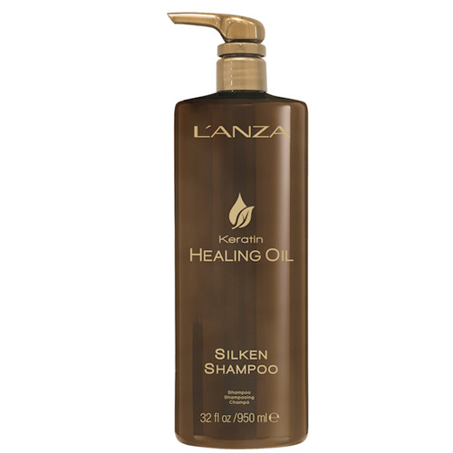 Lanza Keratin Healing Oil Shampoo 950 ml