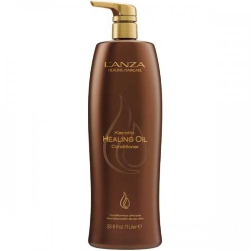 Lanza Keratin Healing Oil Conditioner 1000 ml