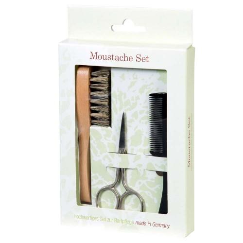 Braun&Wettberg Moustache Set