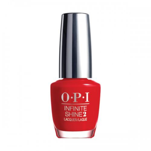 OPI Infinite Shine Unequivocally Crimson Nagellack 15 ml
