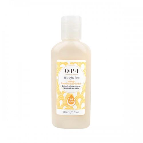 OPI Avojuice Peony & Poppy 30 ml