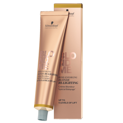 Schwarzkopf Blondme Hi-Lighting Warmes Gold 60 ml
