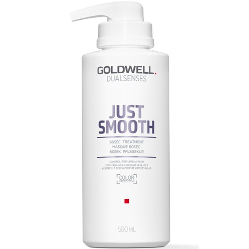 Goldwell Dualsenses Just Smooth 60 Sec Treatment 500 ml