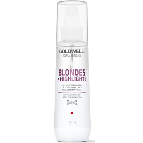 Goldwell Dualsenses Blondes & Highlights Brilliance Serum Spray 150 ml
