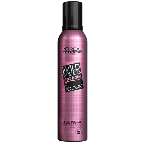 L'Oréal Professionnel tecni.art Wild Styles Rebel Push Up 250 ml