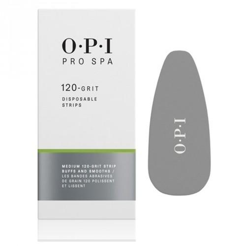 OPI Pro Spa Disposable Grit Strips 120 Grit