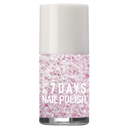 Trosani Up To 7 Days Pink Glitter 15 ml
