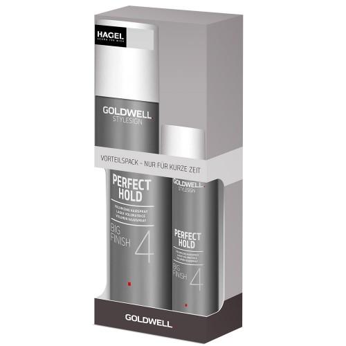 Goldwell Stylesign Perfect Hold Big Finish Duo 300 ml + 100 ml