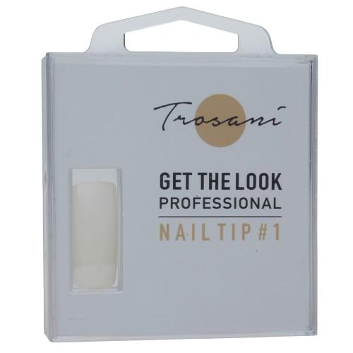 Trosani Get the Look Nail Tip #1 50 Stück