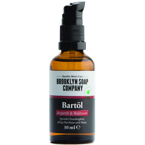 Brooklyn Soap Co. Bartöl 50 ml