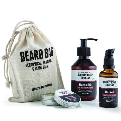 Brooklyn Soap Co. Beard Bag