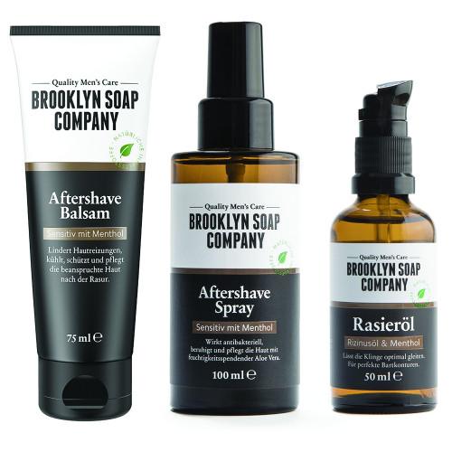 Brooklyn Soap Co. Shaving Bag