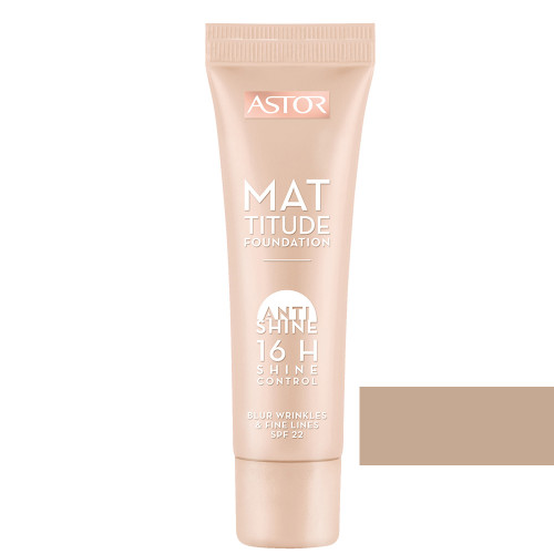ASTOR Mattitude Foundation Light Ivory 30 ml