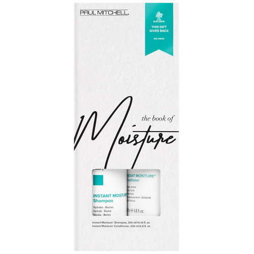 Paul Mitchell The Book Of Moisture