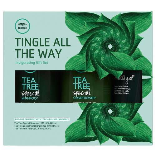 Paul Mitchell Tingle All The Way Gift Set - Tea Tree Special