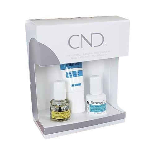 CND Perfect Cuticle & Nail Treatment Kit